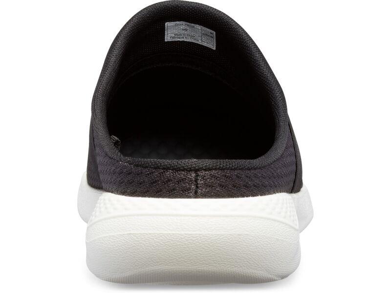 Crocs™ LiteRide Mesh Mule Men's Black/White