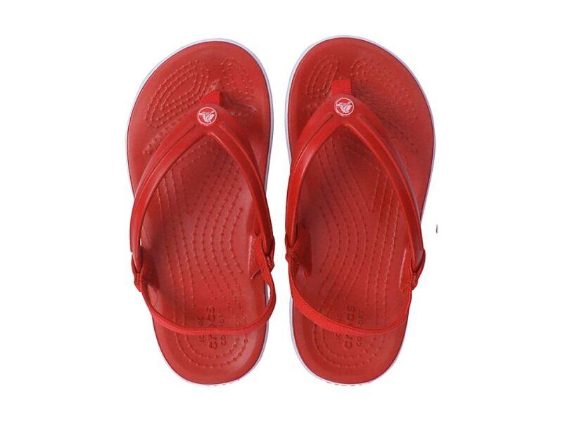 Crocs™ Crocband Strap Flip Kid's Pepper