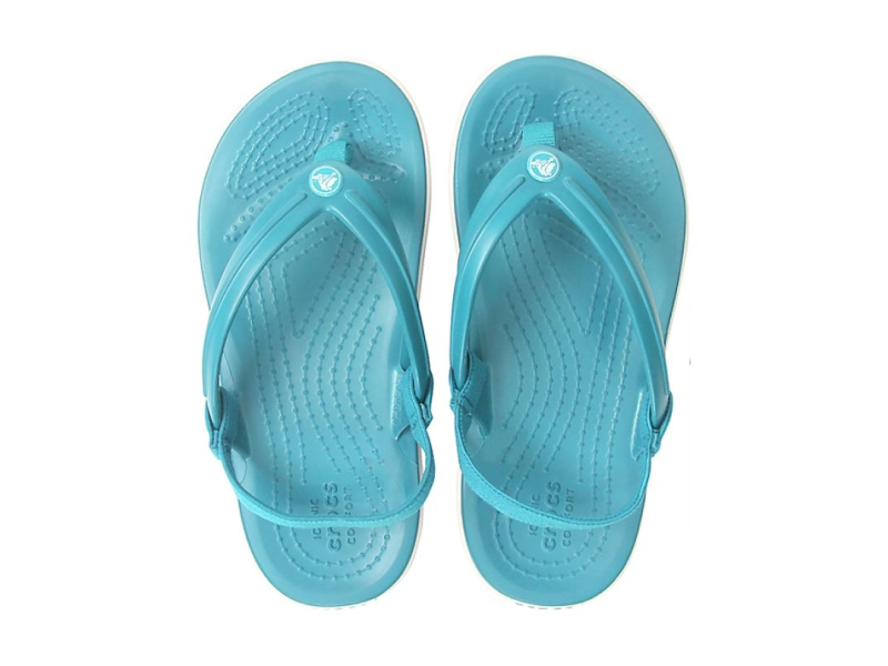 Crocs™ Crocband Strap Flip Kid's Pool