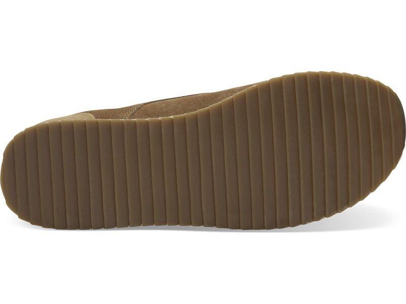 TOMS Suede Water Resistant Men's Balboa Sneaker Toffee