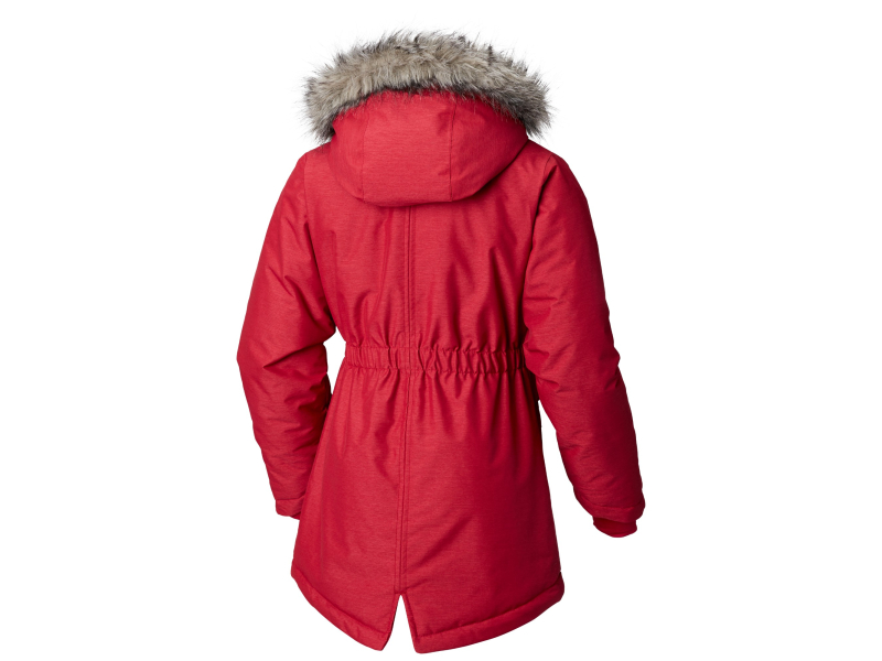 Columbia Nordic Strider Jacket Girls Pomegranate