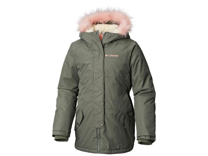Columbia Carson PassMid Jacket Cypress Heather/Chalk