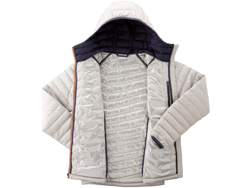 Columbia Powder Lite Hooded Jacket Light Cloud