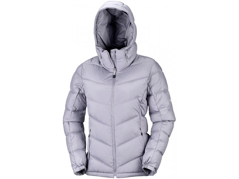 Columbia Pike Lake Hooded Jacket EK0049 Astral