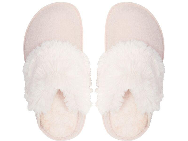 Crocs™ Classic Luxe Slipper Rose Dust