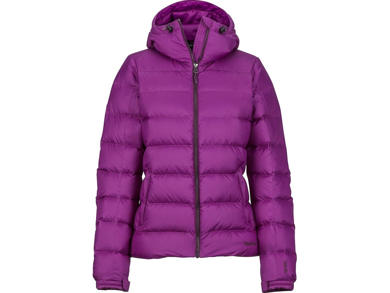 Marmot Women's Guides Down Hoody Grape