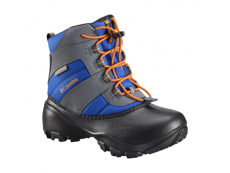 Columbia Rope Tow III Waterproof Azul/Orange Blast