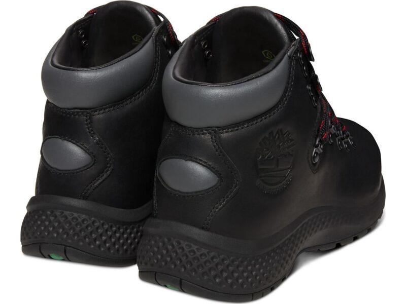 Timberland Aerocore Hiker Waterproof Men's Black Full-Grain