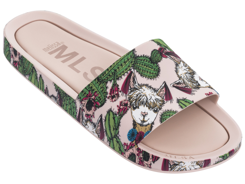 Melissa Beach Slide 3DB IV Lightpink