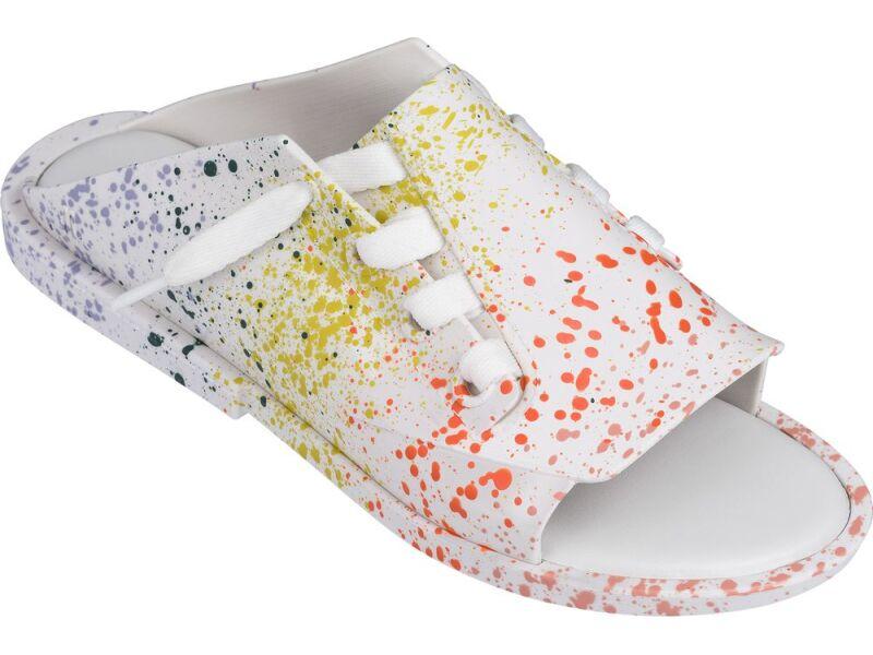 Melissa Ulitsa Splash White/Orange