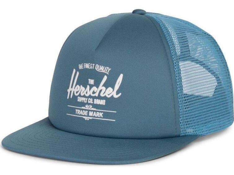 Herschel Whaler Mesh Aegean Blue