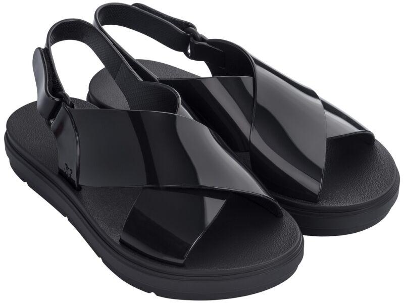 ZAXY Talk Sandal Platform 17608 Black