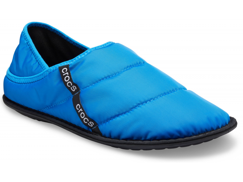 Crocs™ Neo Puff Slipper Bright Cobalt