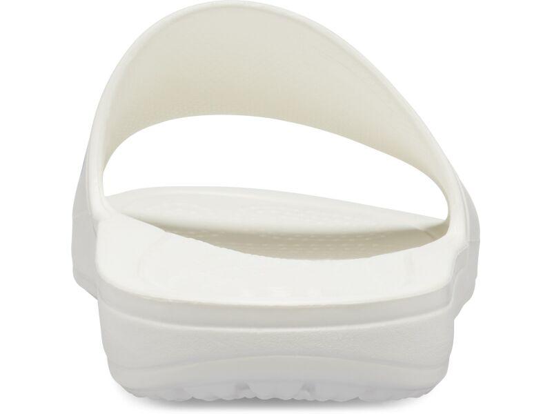 Crocs™ Sloane Logo Mania Slide Women's White