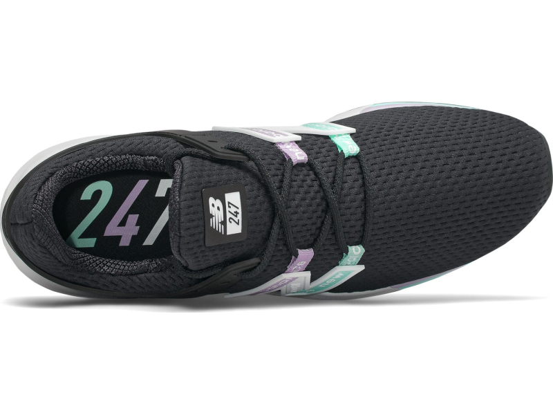 New Balance MS247 Deconstructed Black