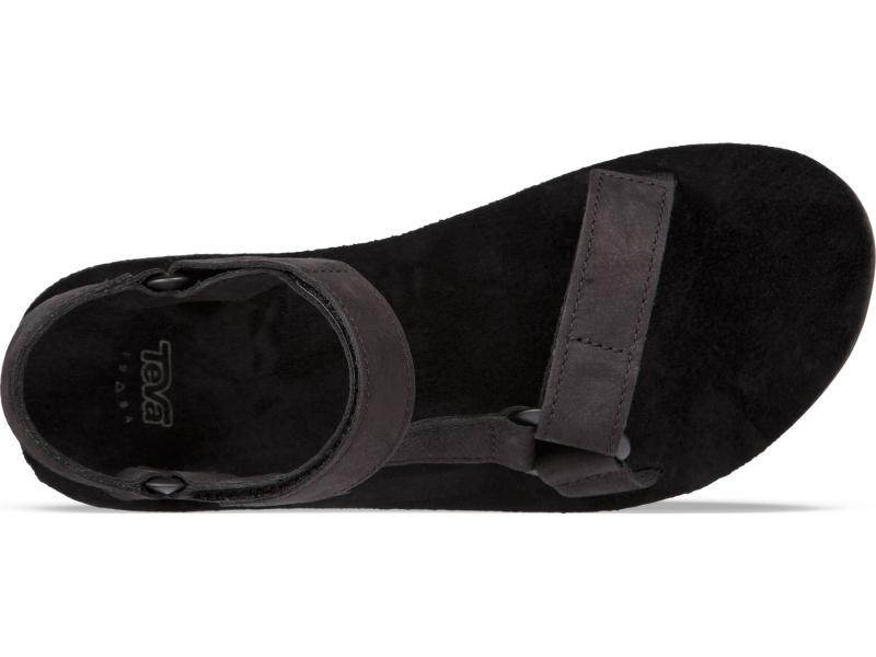 Teva Original Universal Leather Men's Black