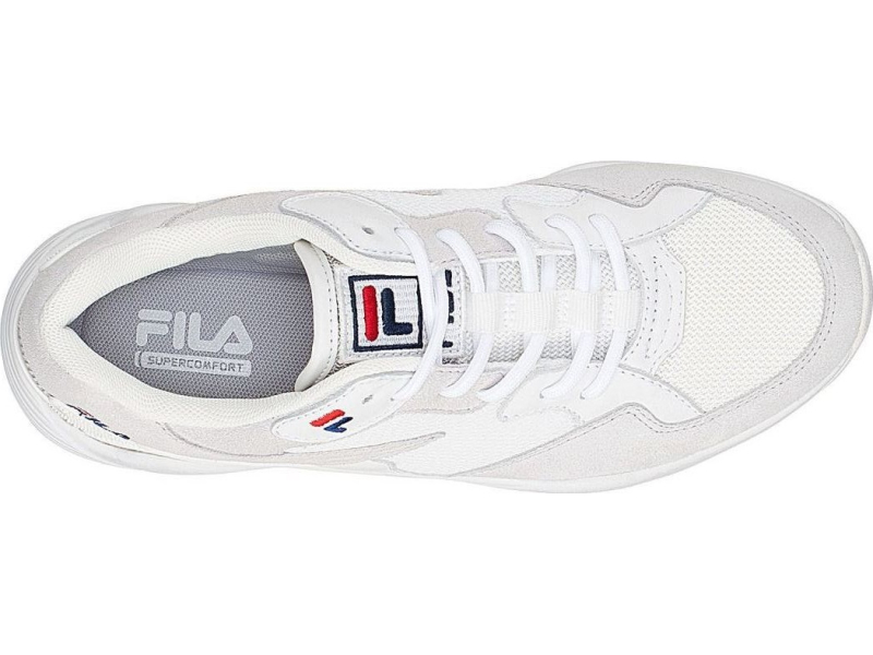FILA Vault CMR Jogger L Low Women's White