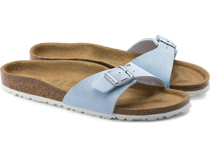Birkenstock Madrid Brushed Sky