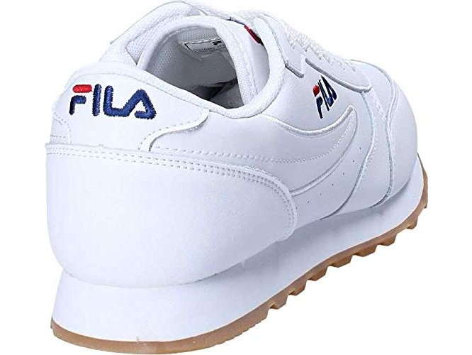 FILA Orbit Jogger Low Women's White
