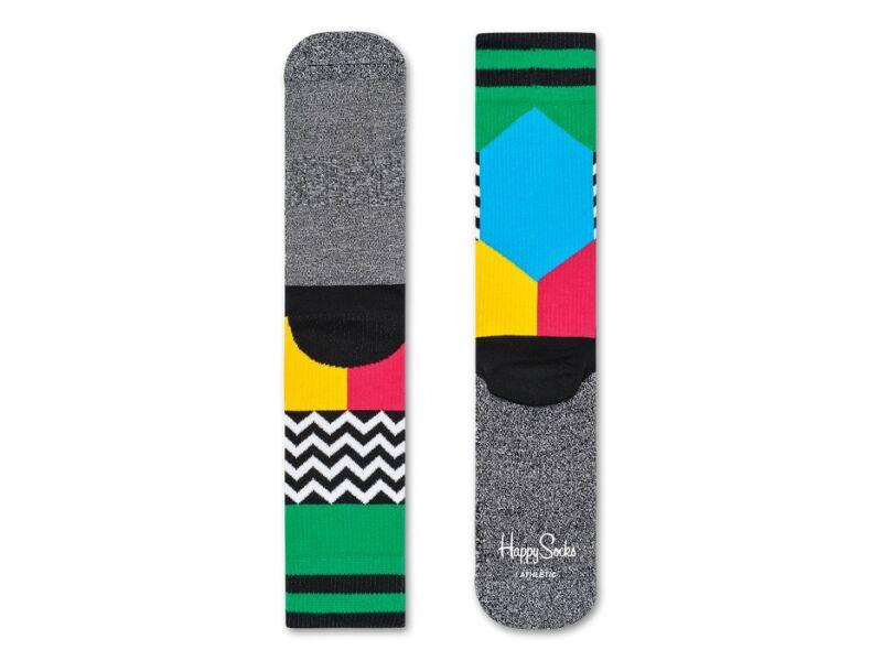 Happy Socks Athletic Blocked Multi 7300