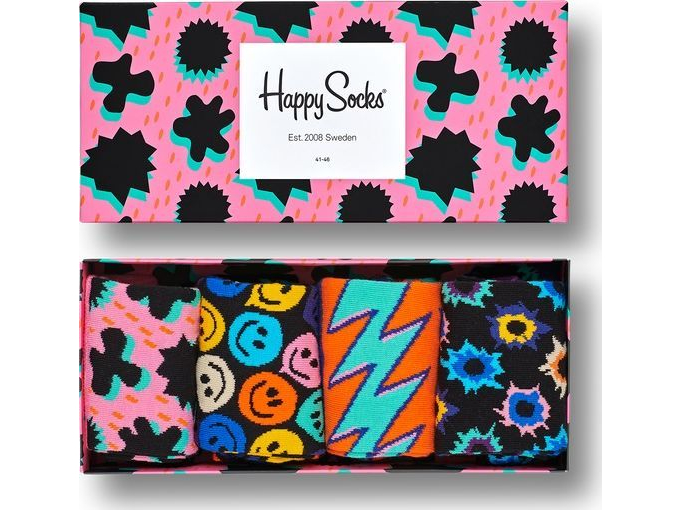 Happy Socks Festival Gift Box Multi 0100