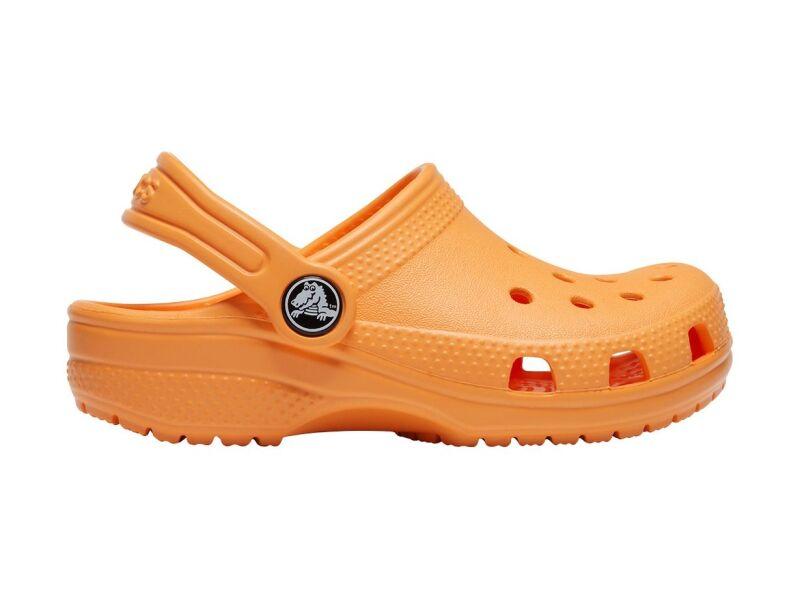 Crocs™ Kids' Classic Clog Cantaloupe