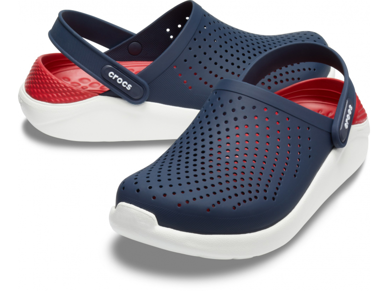 Crocs™ LiteRide Clog Navy/Pepper