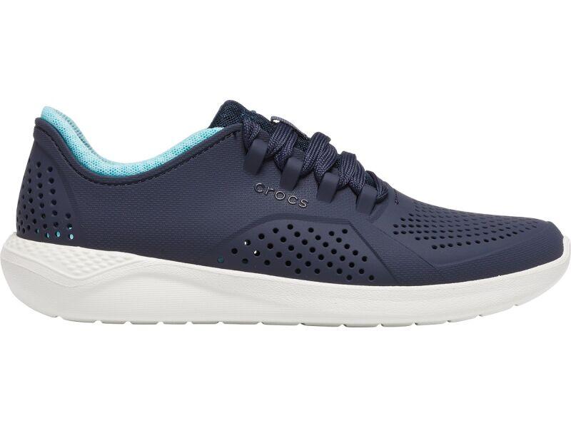 Crocs™ Women's LiteRide Pacer Navy/Ice Blue