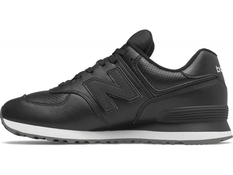 New Balance ML574 T2 Black/White