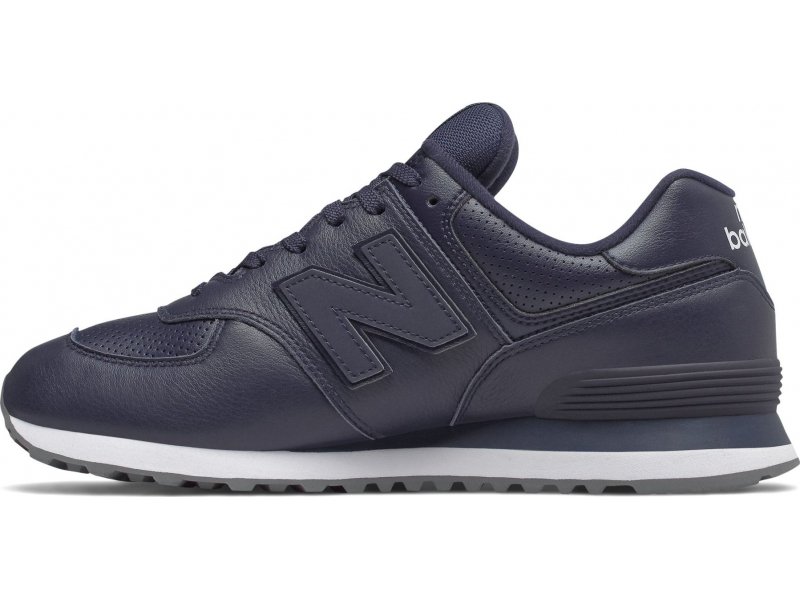 New Balance ML574 T2 Navy/White