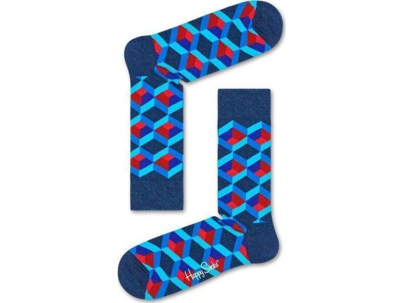 Happy Socks Optic Square Multi 6300