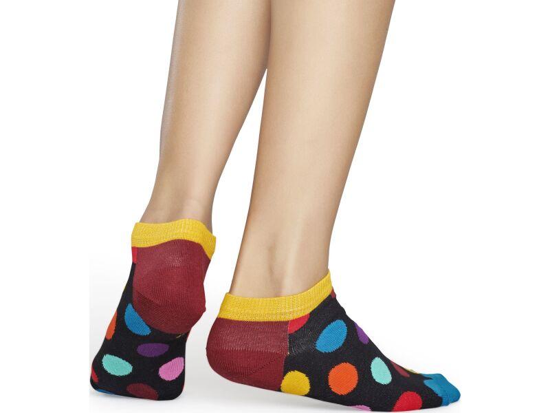 Happy Socks Big Dot Low Multi 0100