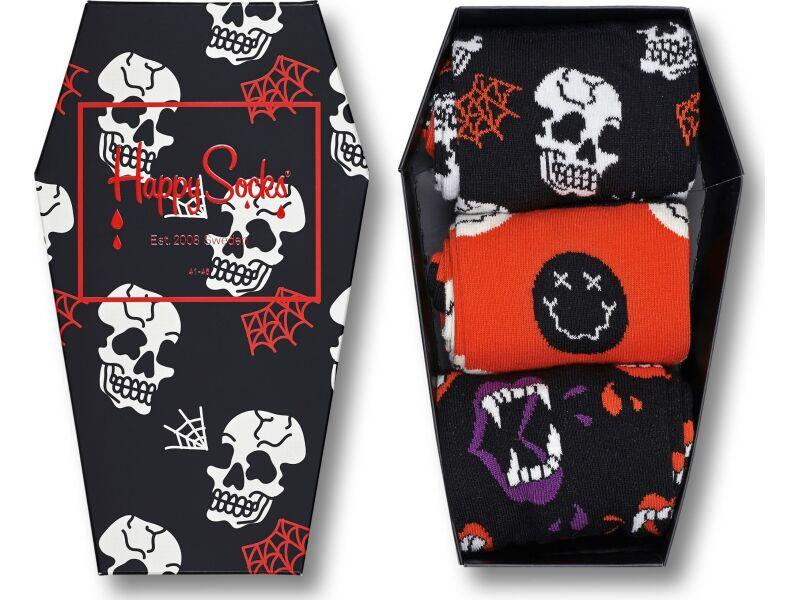 Happy Socks Halloween Gift Box Multi 9300