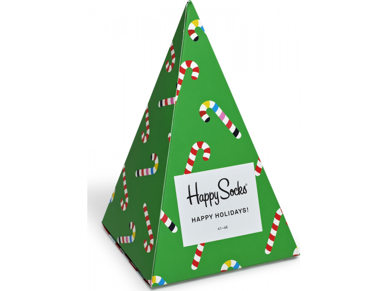 Happy Socks Holiday Tree Gift Box Multi 7004
