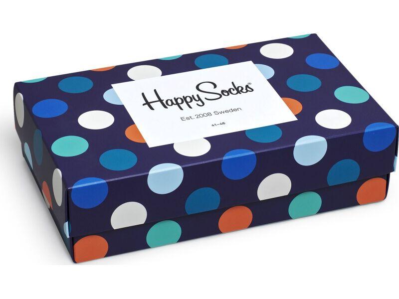 Happy Socks Classic Mix Gift Box Multi 6000