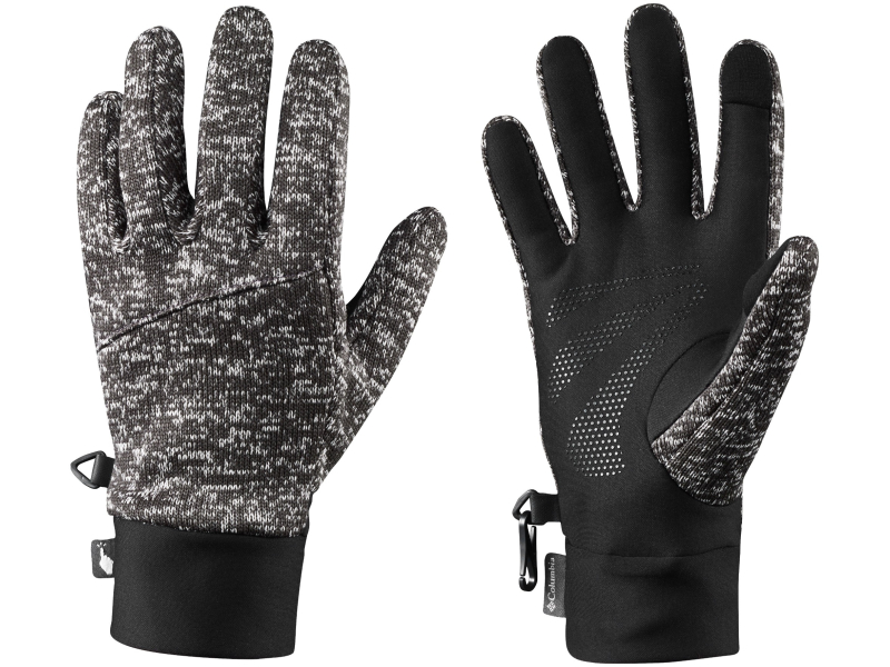 Columbia Birch Woods Glove Men's Shark/Black