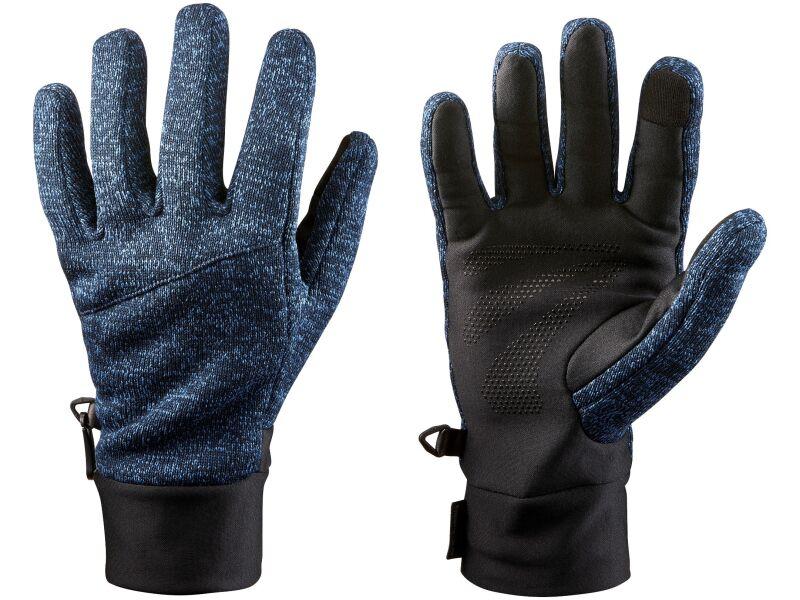 Columbia Birch Woods Glove Men's Collegiate Navy