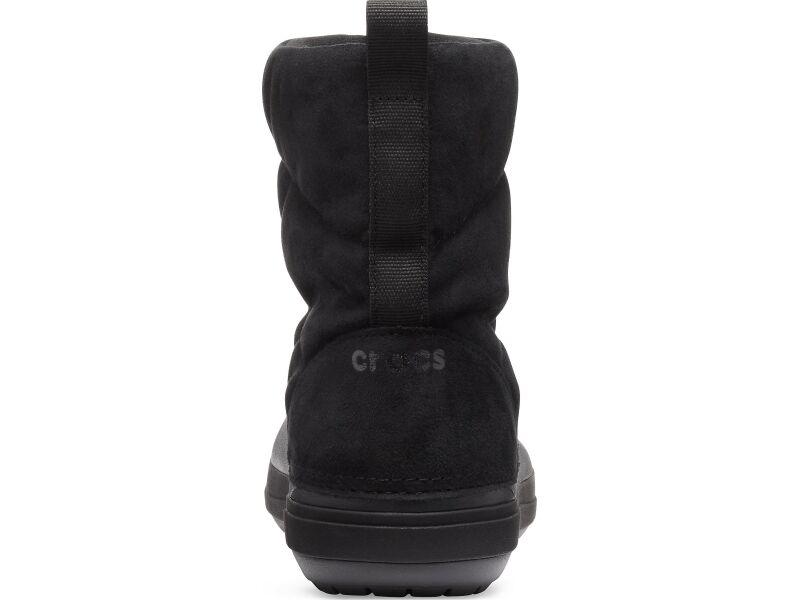 Crocs™ Crocband Puff Boot Women's Black