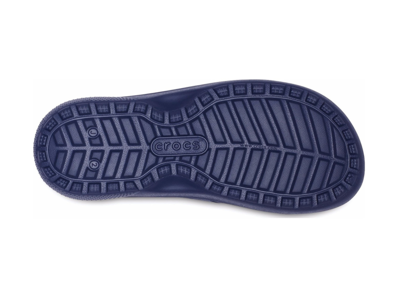 Crocs™ Kids' Classic Slide Navy