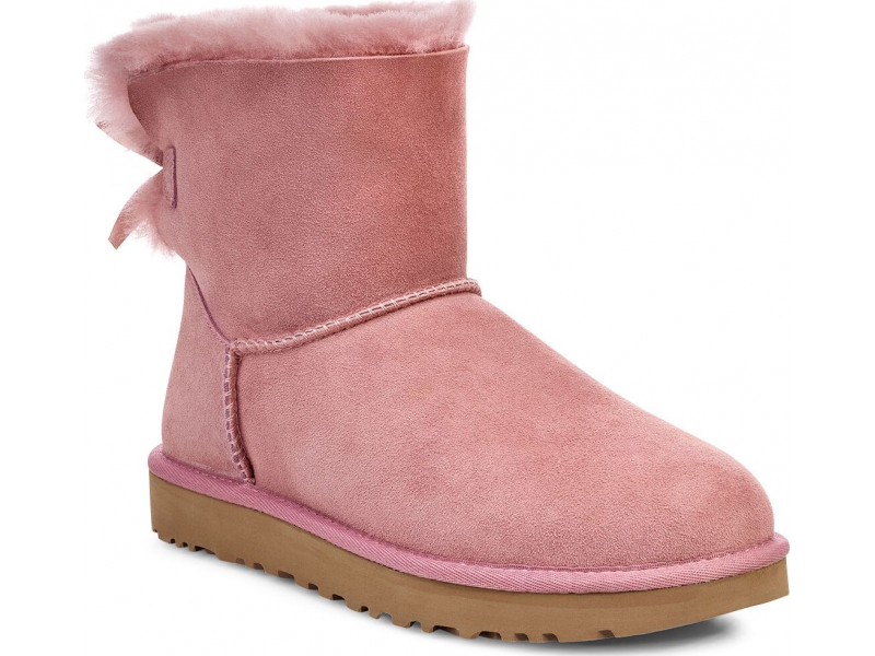 UGG Mini Bailey Bow II Pink Dawn