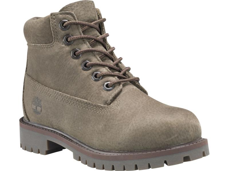 Timberland 6 In Premium Boot Junior's Olive