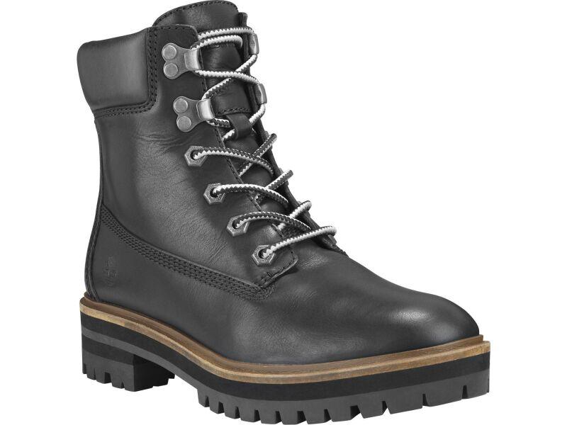 Timberland London Square 6 IN Boot Black Full-Grain
