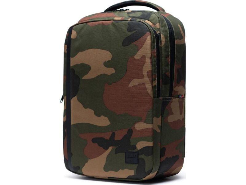 Herschel Travel Daypack Woodland Camo