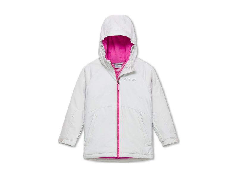 Columbia Alpine Action II Jacket Silver Grey