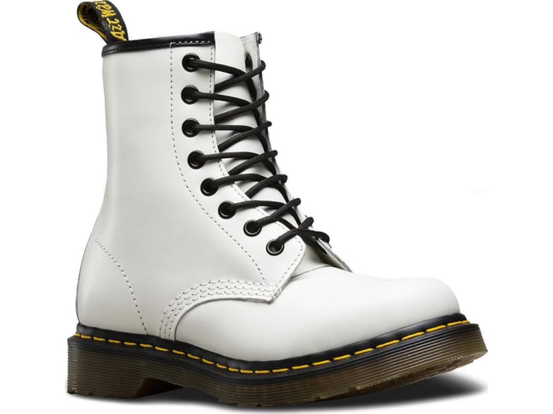 Dr. MARTENS 1460 Smooth White