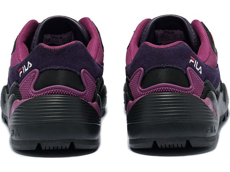 FILA Vault CMR Jogger CB Low 1010802 Purple/Black