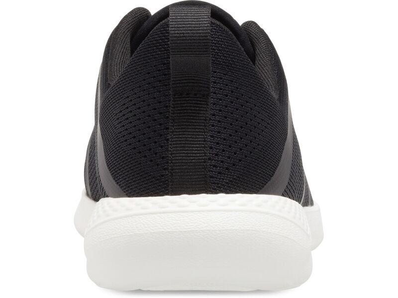 Crocs™ Literide Modform Lace Mens Black/White