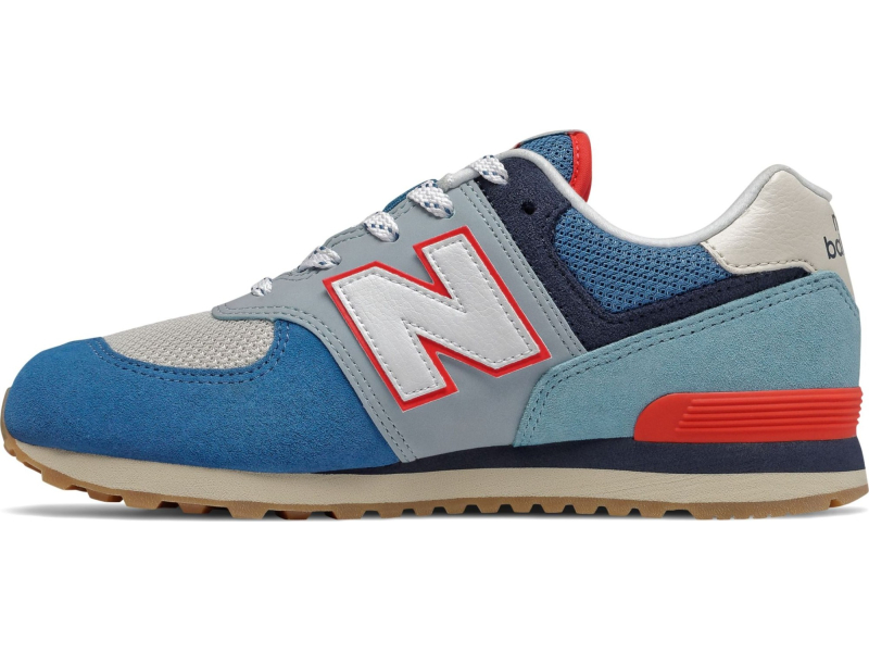New Balance GC574 Lace Blue Multi