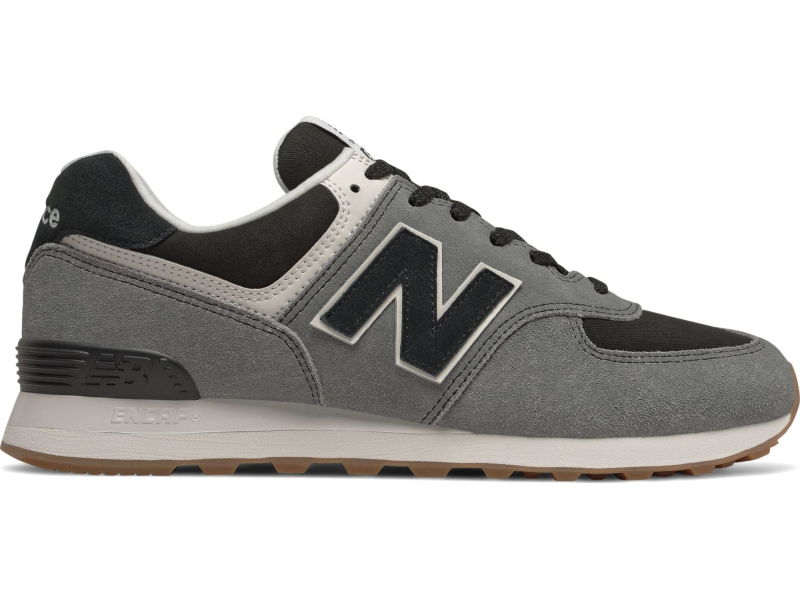 New Balance ML574 T2 Black/Grey