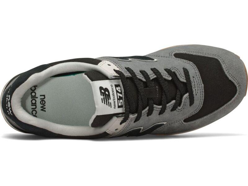 New Balance ML574 T2 Black/Grey